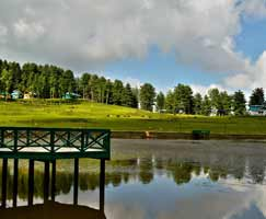 Tour Package Patnitop